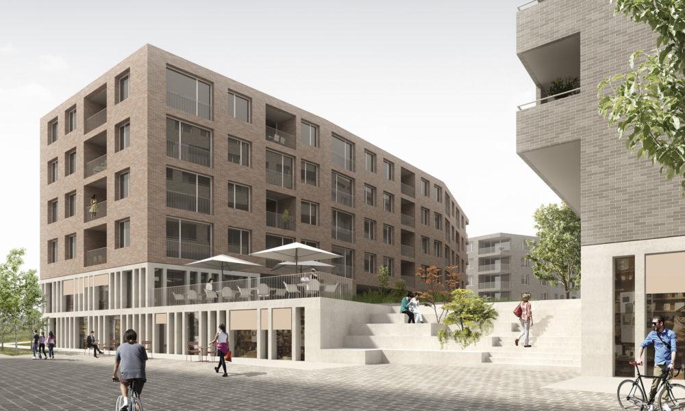 Architram – Quartier La Petite Prairie – secteur D2