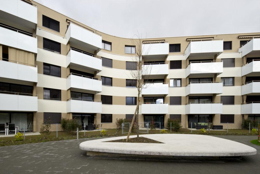 Architram – Immeubles résidentiels du Chêne 2