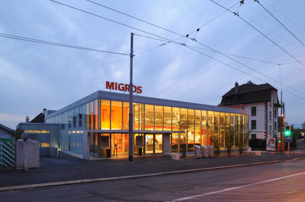 Architram – Migros Prilly