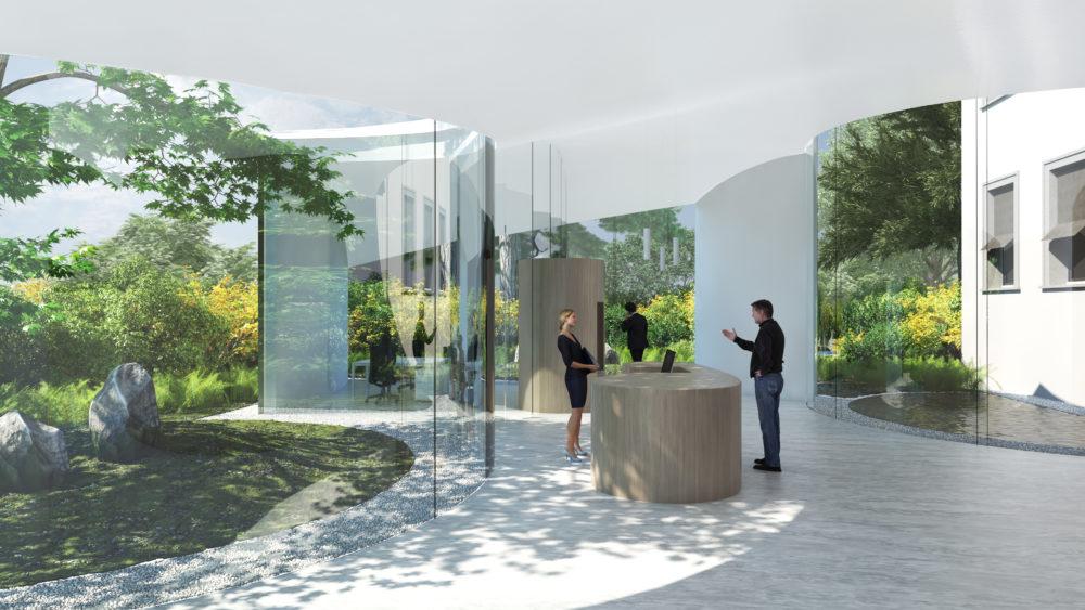 Architram – Extension Banque Raiffeisen Alpes Chablais Vaudois