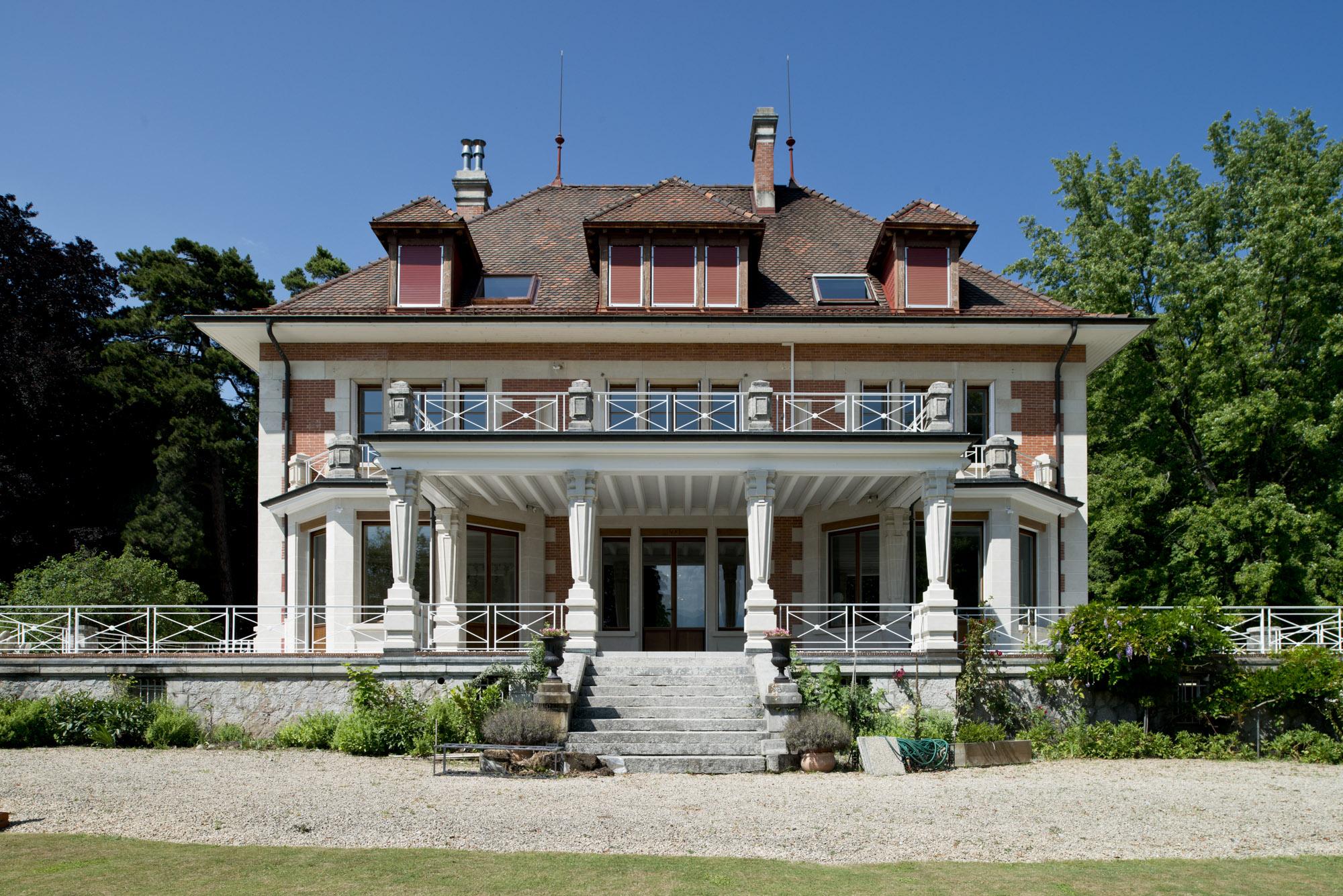 Architram – Villa de maître