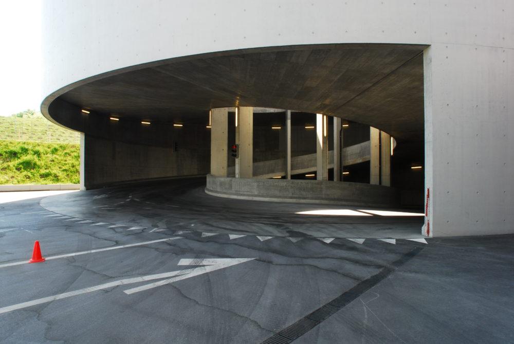 Architram – Tridel - Usine d'incineration des déchets