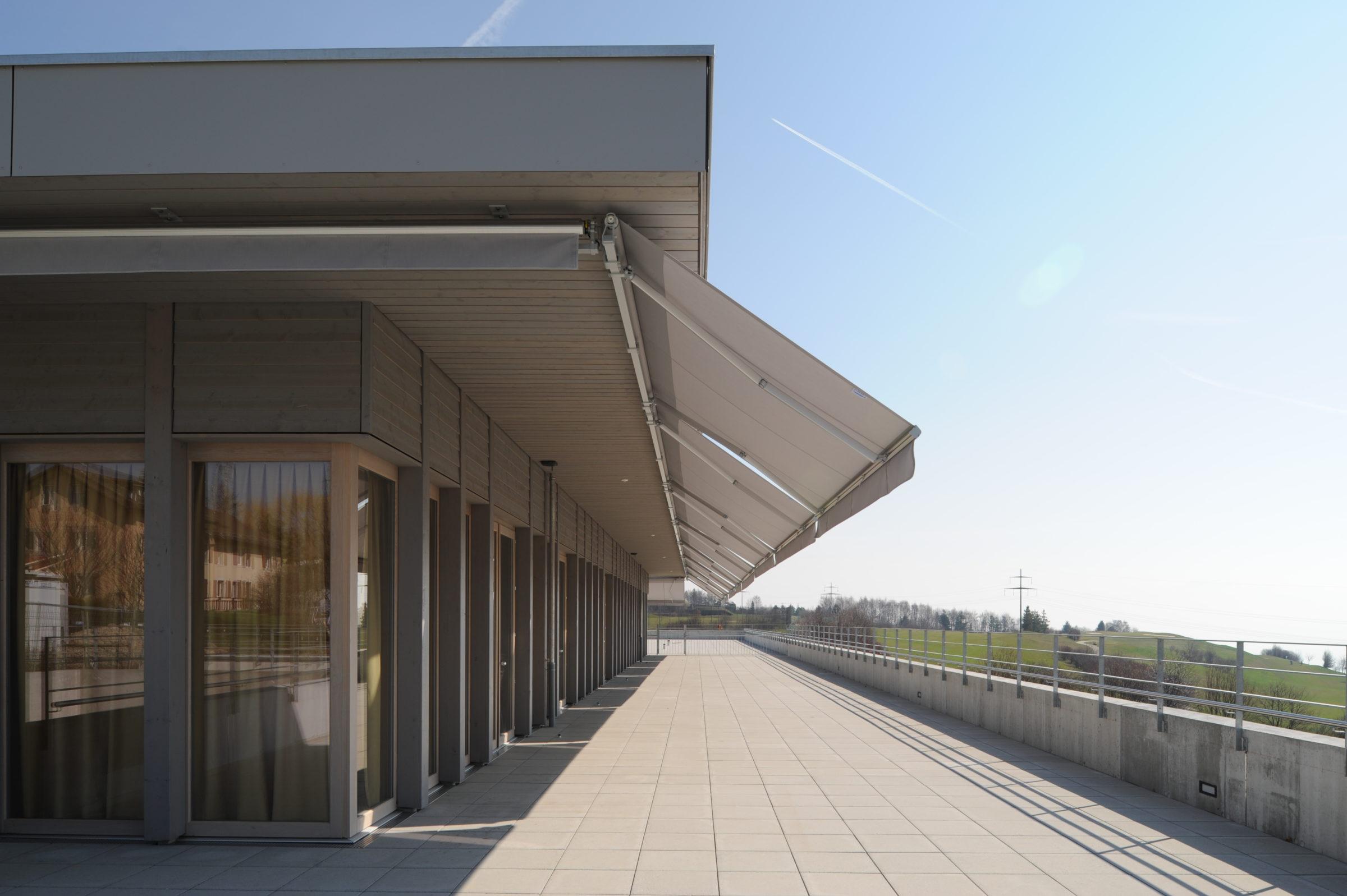 Architram – EMS La Clef des Champs