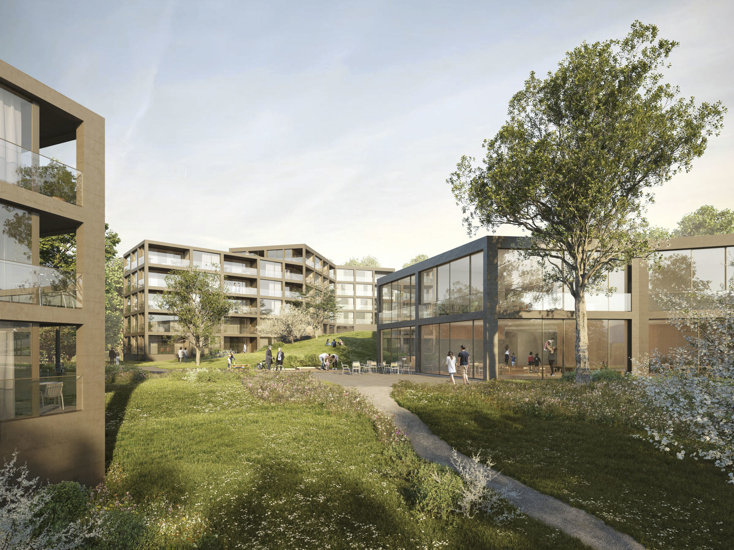 Architram – Complexe de logements «En Arnier III»
