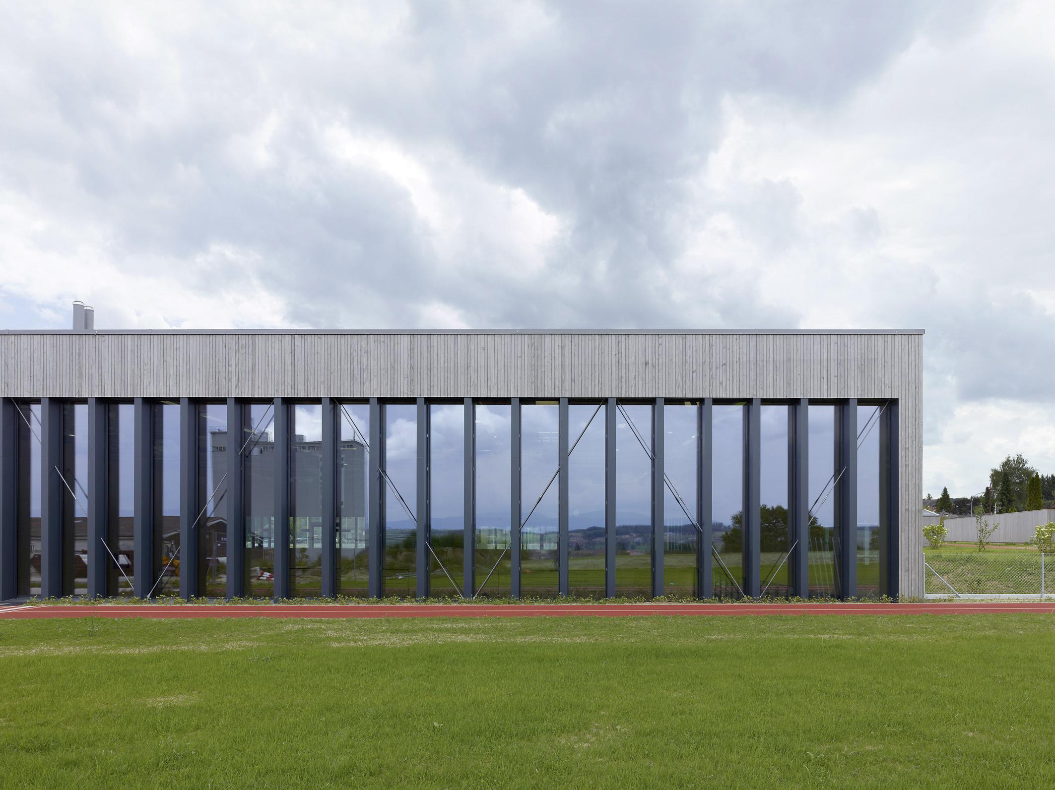 Architram – Salle gymnastique VD 4