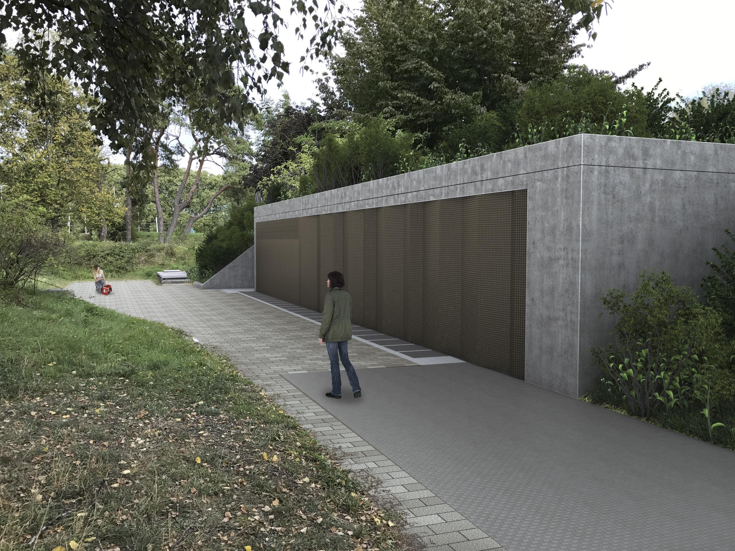 Architram – Centrale de chauffe – Data Centre