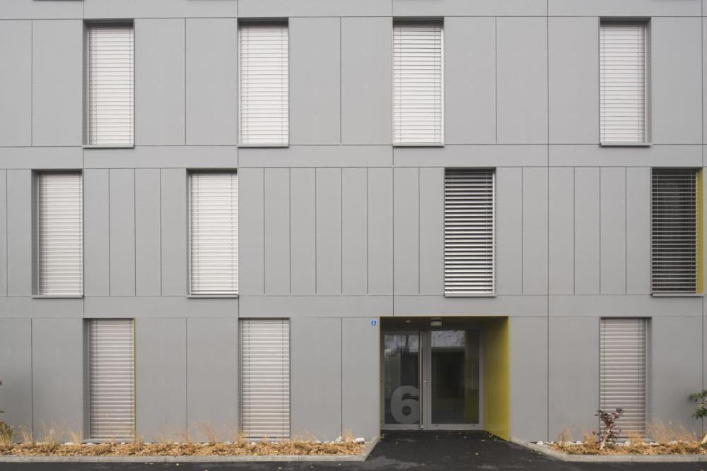 Architram – Immeuble de logements Les Vorziers